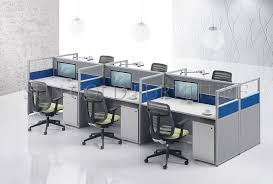 modern office cubicles. delighful modern small call center modern office workstation cubicle for 6 person and cubicles
