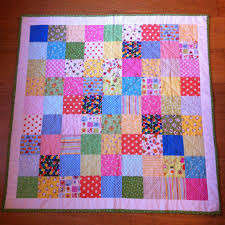 How to make a patchwork quilt – The Pink Button Tree & A few months ago I made a quilt as a gift for special friends who were  having a baby (see my post from July, Handmade and stitched with love – My  first ... Adamdwight.com