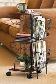 Living Room Magazine Holder Unique Living Room Magazine Holder Side Table With Magazine Rack Open