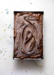 Devils Food Cake Chocolate Ice Cream Recipe Leites Culinaria