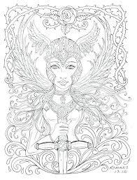 Angel Coloring Pages Bahamasecoforumcom