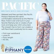Piphany Pacific Palazzo Pants Palazzo Pants Pants Pajama