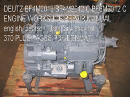 details about deutz 2015 tcd workshop manual service manual owners details about deutz 2012 engine service manual deutz 2012 workshop manual 2012 l04 2v pdf cd