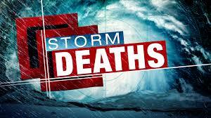 man dies in lenoir co flood waters nc death toll at 20
