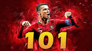 CRISTIANO RONALDO ALL 101 GOALS FOR PORTUGAL - YouTube