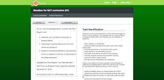 sat essay curriculum eli review a screenshot of eli review