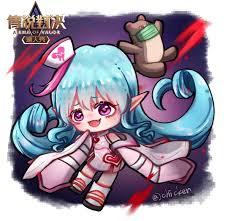 Cre:雞情四射美術館   Anime, Dễ thương, Ảnh hoạt hình chibi