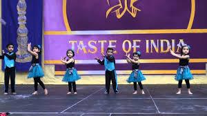 Chesapeake Super Kids' Dance Performance at Taste of India 2012 Norfolk, VA  - YouTube