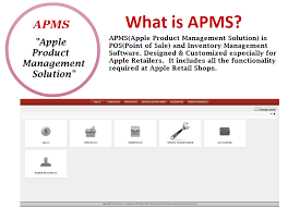 apple product management system image description