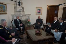 u s department of defense photo essay u s defense secretary chuck hagel center left meets afghan president ashraf ghani
