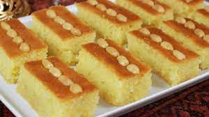 Sambali Tatlisi – Türkisches Grießdessert mit Joghurt - Cook Bakery