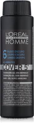 L'Oreal Professionnel Cover 5 (1x50ml) - Окрашивающий <b>гель</b> для ...