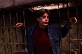 stephen king s guns exclusive audiobook excerpt latimes author stephen king in 1998 on the set of the film green mile