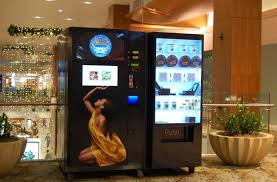 Upscale Vending Machines Simple Caviar Vending Machines Hit Southern California Just In Time For The