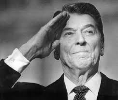 "Image result for Republican President Ronald Reagan's contention that the United States was a ""shining city on a hill."
