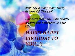 Best Birthday Wishes And Quotes