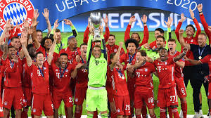 Log in to download, or make sure to confirm your account via email. Fc Bayern Supercup Sieger Nach 2 1 Gegen Den Fc Sevilla Br24