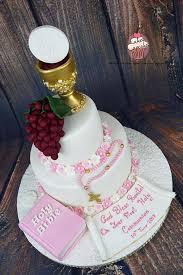 First Holy Communion Cake Cake By Marias Cakesdecor