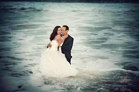 California Beach Weddings Monica And Julio Julio S Trash The