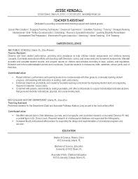 Teacher Resume Objective Examples Beauteous Assistant Resume Objective Colbroco