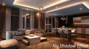 home lighting effects. By Optimizing These Two Effects, There\u0027s A Pleasantly Blue Ambient Light  With Some Soft, Romantic Yellows. Home Lighting Effects