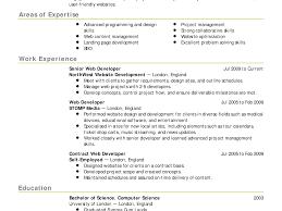 Download Resume Format For Undergraduates Professional Resumes