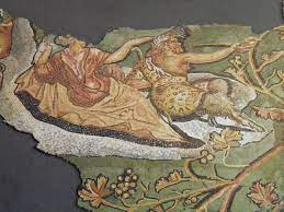 File:Detail of the mosaic depicting the punishment of Lycurgus, 2nd century  AD, Musée Gallo-Romain, Saint-Romain-en-Gal, France (9596529401).jpg -  Wikimedia Commons