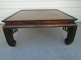 fretwork asian coffee table ethan allen