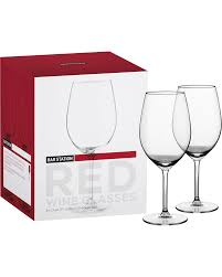 bar station large red wine glasses 4 pack dan murphy s wine champagne beer spirits