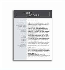 Simple Resume Template Free Download Beautiful Sample Resume Premium
