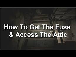 resident evil 7 beginning hour how to get the fuse youtube re7 demo fuse not there at Resident Evil 7 Fuse Box