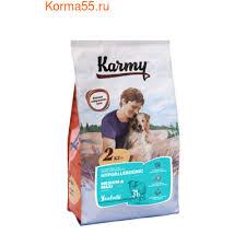 <b>Сухой корм Karmy Hypoallergenic</b> Medium&Maxi Adult для ...