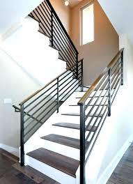 interior stair railing home ideas modern handrail designs that make the staircase diy