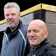 Cumnock Juniors boss Peter Leonard faces a hot return to his former Girvan  stomping ground - Daily Record