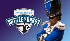 Florida Blue Battle Of The Bands Amway Center