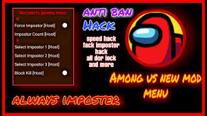 Among Us Mod Menu APK V2020.11.17 [All Unlocked, No Ban] Latest Hack  Download For Android And IOS For Free - Lemonaza