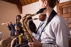 Saxophone Size Chart Alto Tenor Sax Similarities Differences