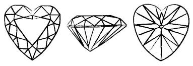 Diamond Coloring Page Special Offer Diamond Coloring Pages Selected