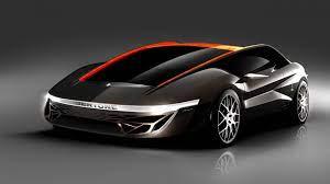 Bertone Dream Sports Car HD Wallpaper ...
