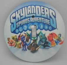 This Would Go Great In My Brothers Skylander Room For When We Move