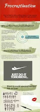 procrastination students • pay for homework procrastination essay infographics