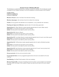Format For Minutes Writing 8 Samples Of Minute Writing Global Strategic Sourcing
