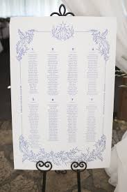 Stafford Center Seating Chart 25 Unique Wedding Seating Charts To Guide Guests To Their