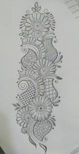 Automatic Mehndi Design Machine Pin By Creativity Of Mehndi On Flower Design By Ashi Art