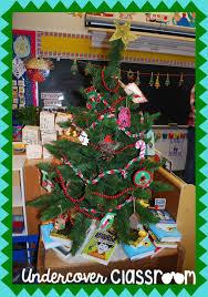 Indoor Christmas Tree Photos  ChemineewebsiteClassroom Christmas Tree