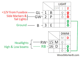 z multifunction switches woodworkerb 240z multifunction switches light 1 off