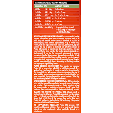 purina one smartblend lamb rice formula premium dog food 4 lb bag walmart