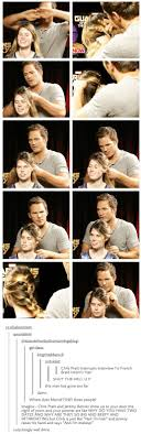chris pratt french braid funny pictures quotes memes jokes chris pratt french braid
