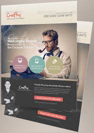 The Flyer Ads Top 40 Flyer Templates To Showcase Your Small Business