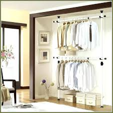 seville closet organizer expandable closet organizer system classics expandable closet organizer system in resin cocoa seville